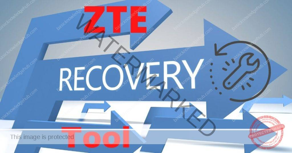 ZTE Recovery Tool