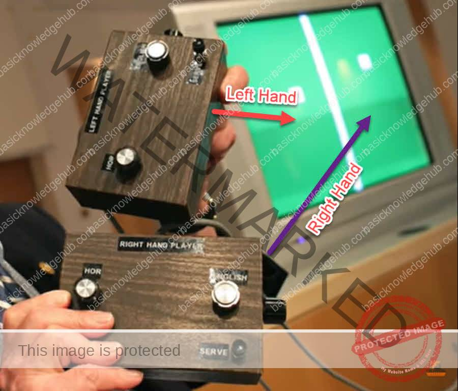 world's first gaming consoles