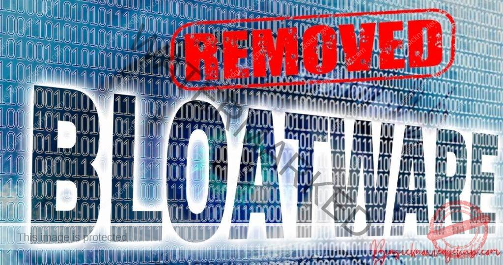 How to Remove a Bloatware